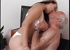 sexy nurse porn : huge boob sex