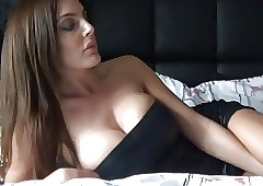 sex for money porn : big bouncing tits